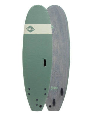 SOFTECH ROLLER 6'6FT - SOFTBOARD - MINI MAL