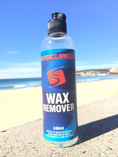 SEACURED LIQUID WAX REMOVER