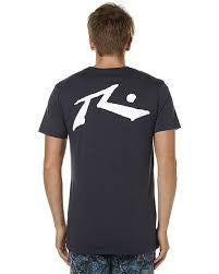 RUSTY COMPETITION SHORT SLEEVE TEE