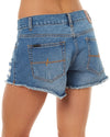 RUSTY WONDER 2 DENIM SHORT WOMENS - CLASSIC VINTAGE