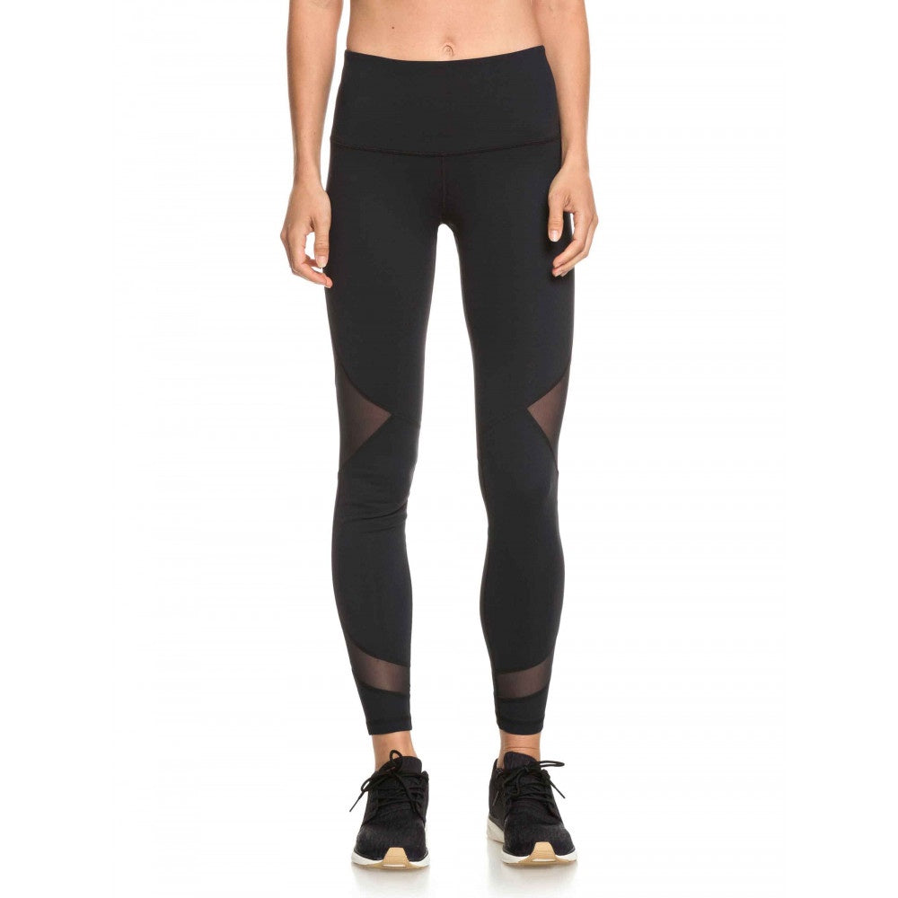 Roxy Womens Diamond Hunter Workout Leggings