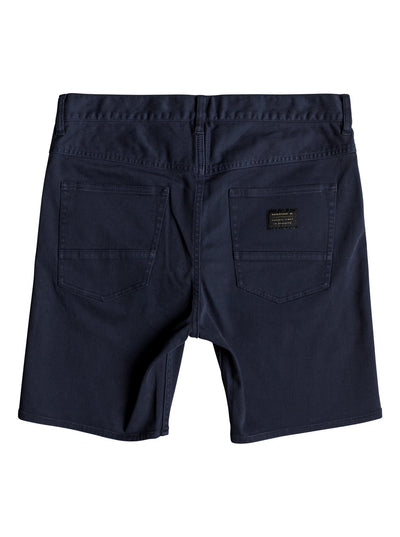 QUIKSILVER DAWN TO DUST WALK SHORT - NAVY - EQYWS03472-BYJ0
