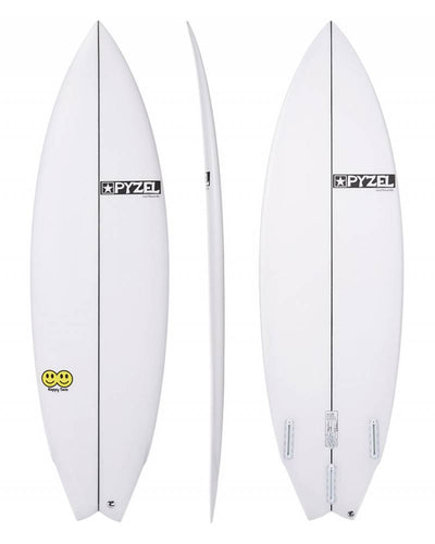 HAPPY TWIN SURFBOARD - TWIN FIN