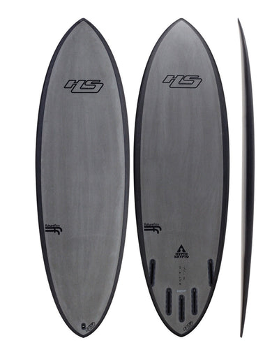 Hayden shapes Hypto Krypto FF V Surfboard