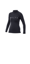 VOLTE WOMENS L/SLEEVE LYCRA RASH TOP
