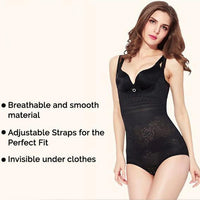 Undetectable Body Suit Shaper