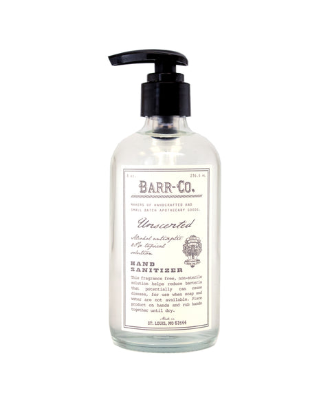 Barr- Co Hand Sanitizer