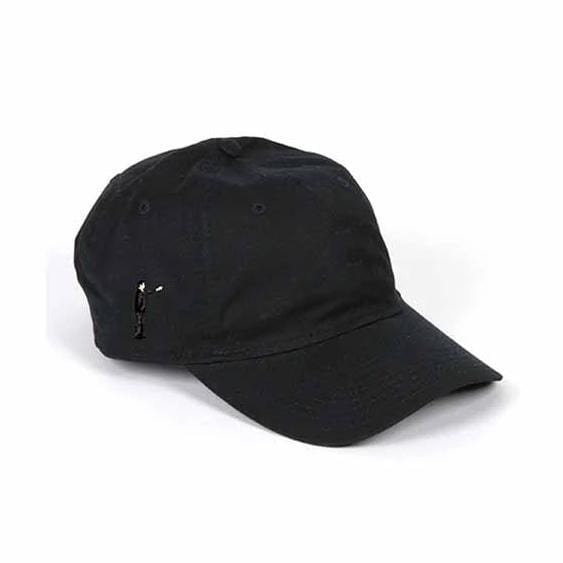 Infernal Affairs Dad Cap in Black