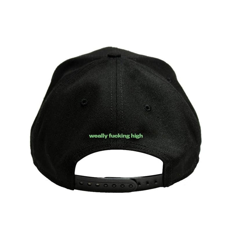 WFH Dad Cap in Black
