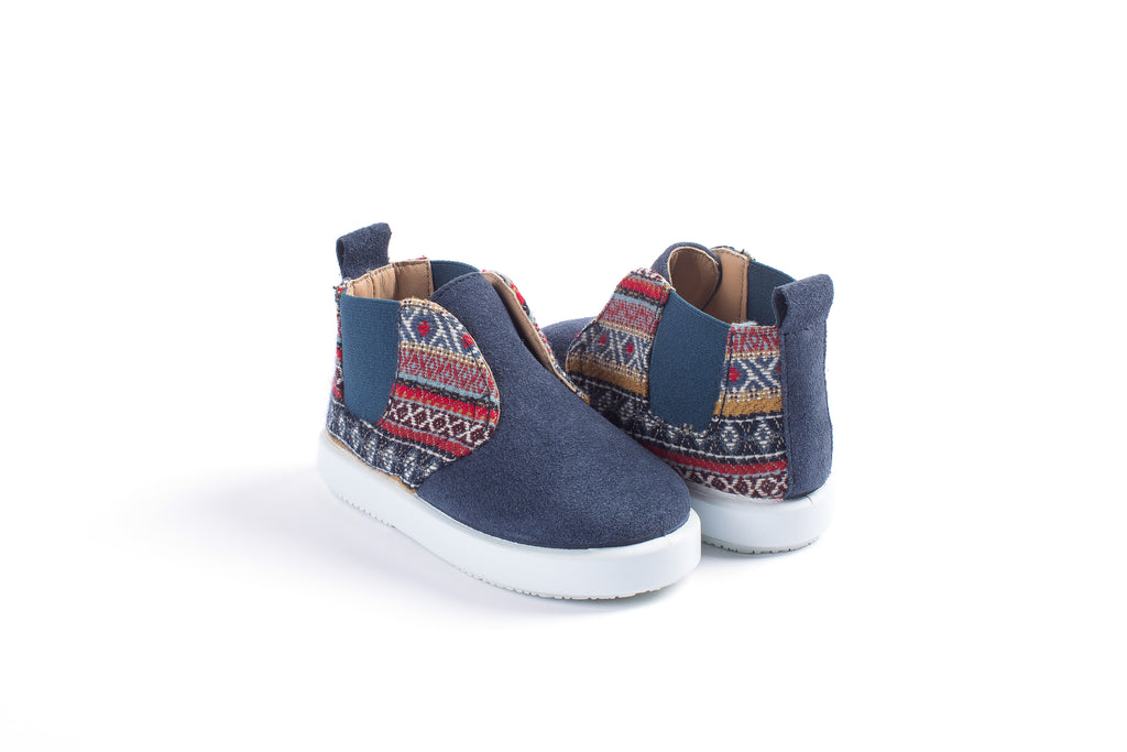 BOOT SUEDE NATIVE