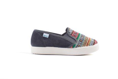 SLIP-ON SUEDE NATIVE
