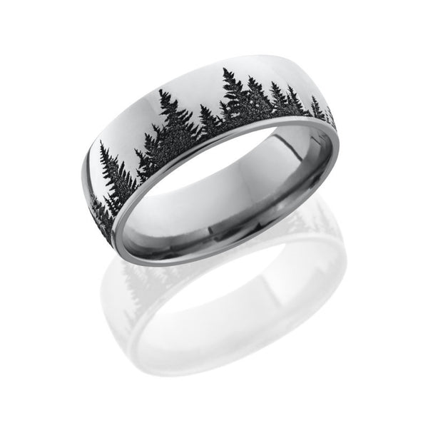 Forest Cobalt Chrome Band