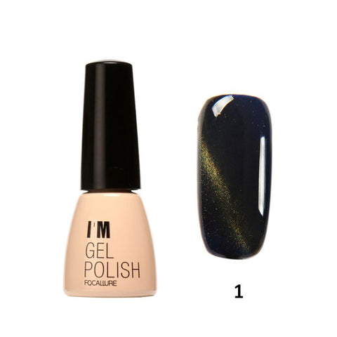 Magnetic Gel Nail Polish