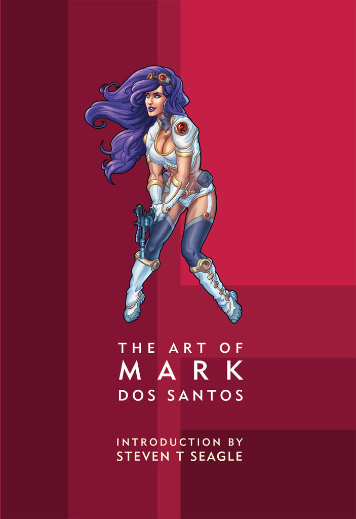 The Art of Mark Dos Santos