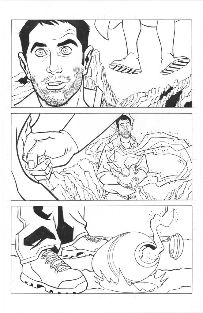 IMPERIAL Issue #1 Page #2