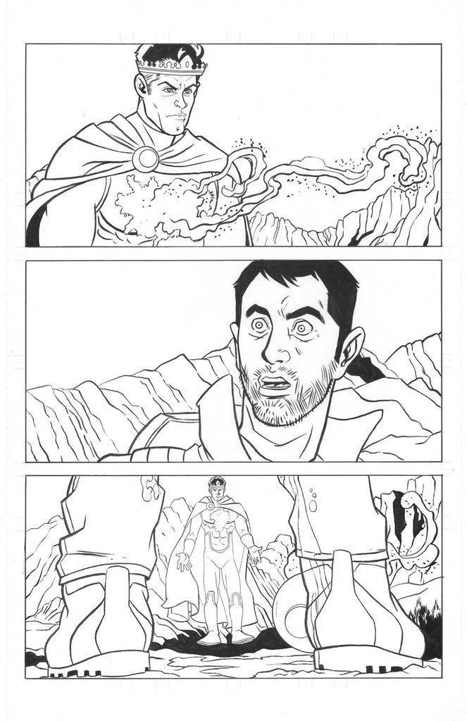 IMPERIAL Issue #1 Page #4