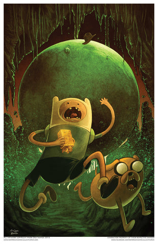 Adventure Time - Adventure Raiders