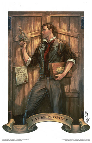 BioShock Infinite - Booker (False Prophet)