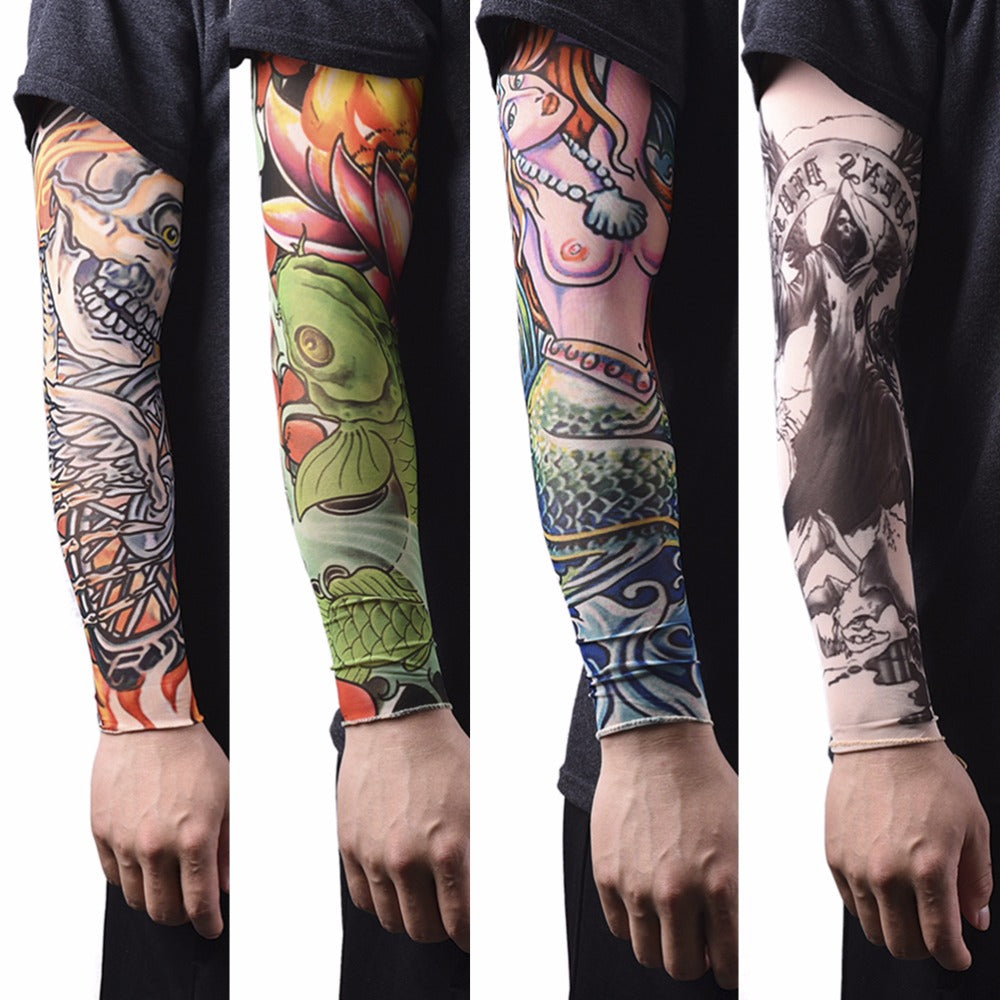 Tattoo Sleeves - Pk of 4