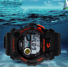 Load image into Gallery viewer, Men's Waterproof Swimmers Watch