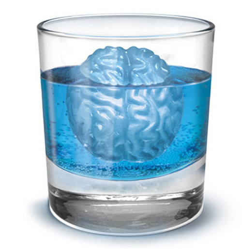 Brain Freeze Ice Cube Mold