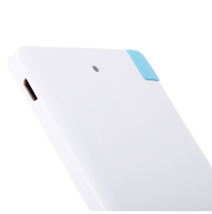Ultra Thin External Battery Power Bank