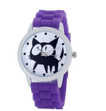 Load image into Gallery viewer, Crazy Cat Watch Giveaway!