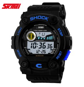 Men's Waterproof Swimmers Watch