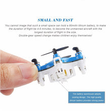 Load image into Gallery viewer, Pocket Mini Drone Quadrocopter