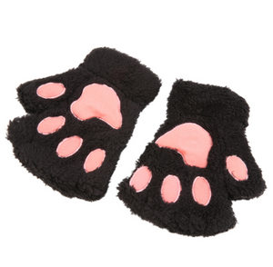 Kitten Mittens, Warm & Cozy - Meow