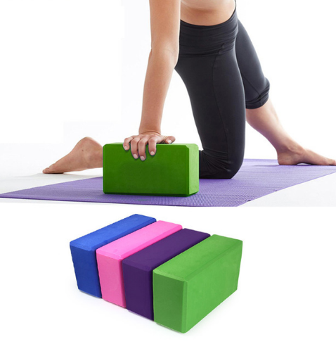 Non-Toxic Ultra Lightweight Yoga Blocks