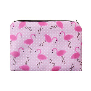 "Stashit Glam Makeup Bag -""Flamingo"""