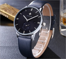 Load image into Gallery viewer, Men's Ultra Thin Watch