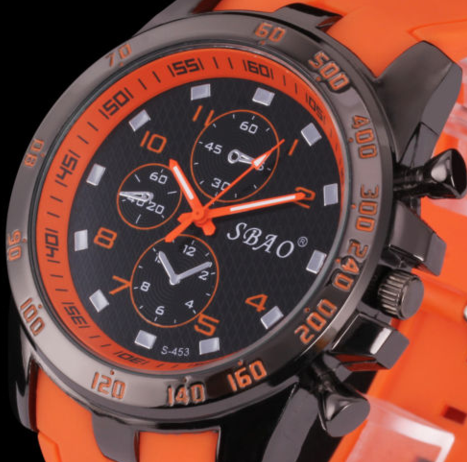Men's Quartz Sport Wrist Watch