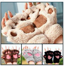Load image into Gallery viewer, Kitten Mittens, Warm & Cozy - Meow