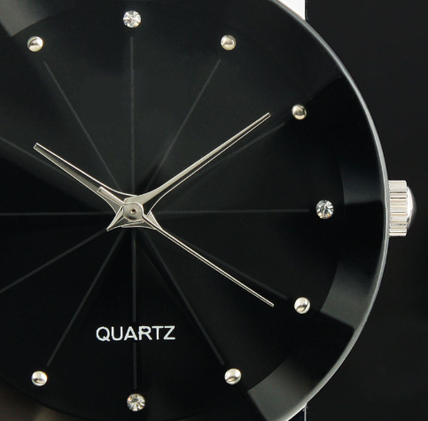 Men's Quartz Classic Watch