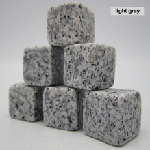 Load image into Gallery viewer, Whiskey Cooling Natural Stones - 6pc set