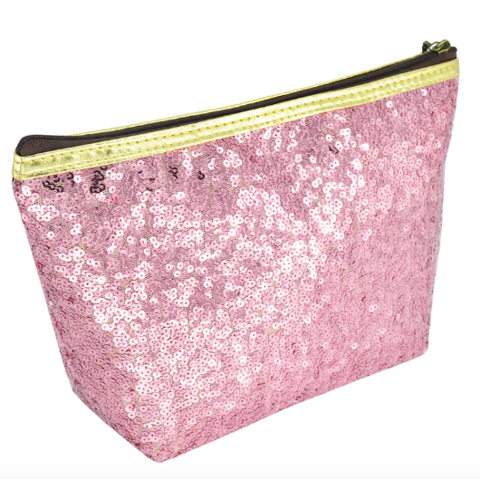 Stashit Glam Makeup Bag -Sequence Bags