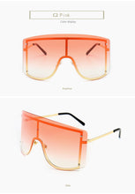 Load image into Gallery viewer, over-sized sunglasses |chickletsandbananas.com