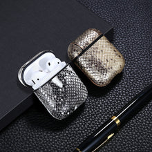 Load image into Gallery viewer, Airpods Snake Skin Case