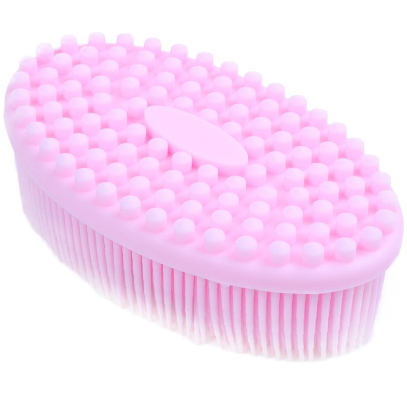 Loofah Silicone Beauty Brush