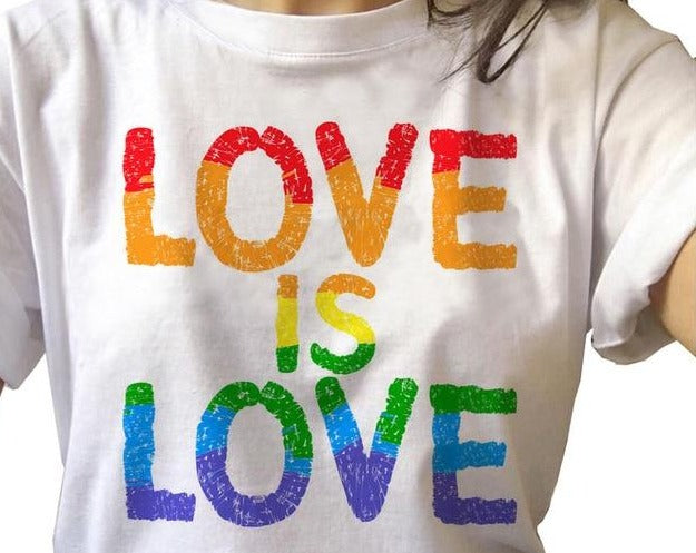 LGBT Shirts | chickletsandbananas.com