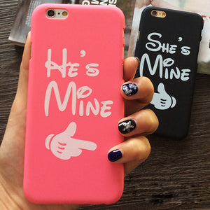 iPhone His & Her Cases