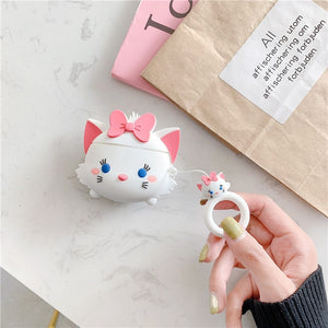 AirPods Silicone Case - Oink & Meow