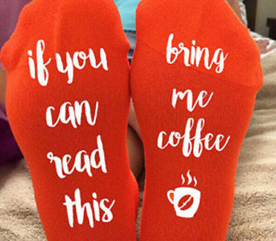 Coffee Socks - Buy One Get Second Free