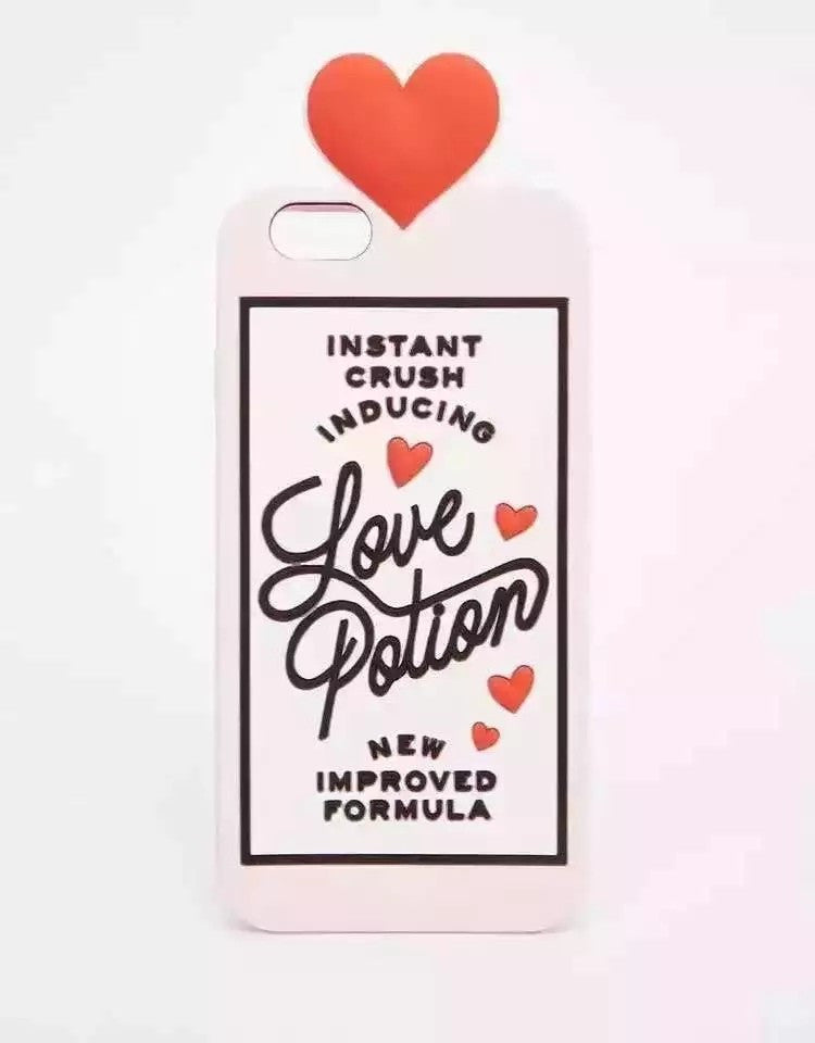 iPhone Love Potion Case