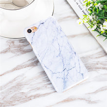Load image into Gallery viewer, iPhone Gray Matter Marble  Case