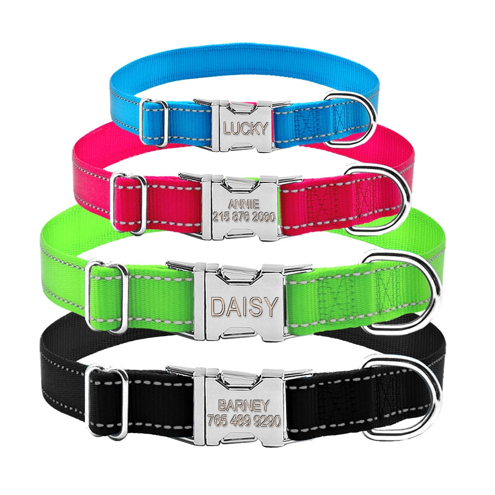 Professional Laser Engraving Collars