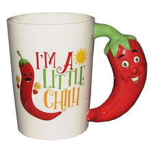 Load image into Gallery viewer, I'm A Little Chilli Mug