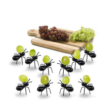 Load image into Gallery viewer, Worker Ants Party Pic Forks